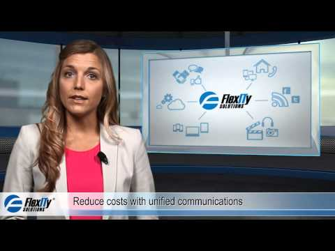 Reduce total cost of ownership with unified communications solutions