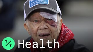 Bloomberg Tic Toc Jimmy Carter in for 'Delayed Recovery' Due to Medical History: Neurosurg