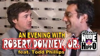 An Evening w/ Robert Downey, Jr. (feat. Todd Phillips) - (2010)