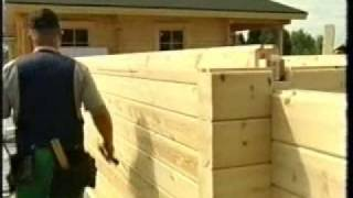Luoman Log Home Construction.flv