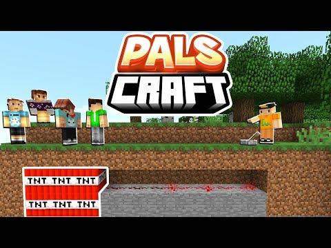 BETRAYING THE PALS? | PalsCraft #4