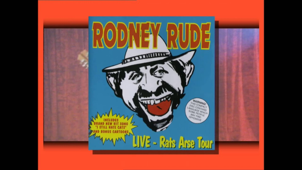 Rodney the Rude Rhino