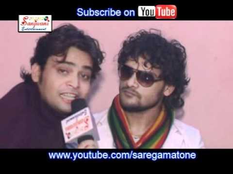 Fist time khesari Lal Interview song Tohra mangiya me sendura saza dem
