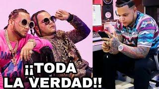 El Alfa NO Firmo con Sony Latin Music Toda La Verdad El Alfa Firmo Realmente Con Sony Ente ...
