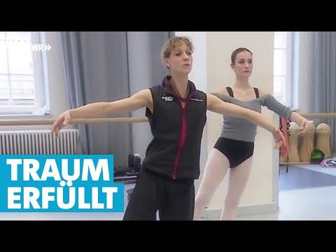 Training mit dem Stuttgarter Ballett