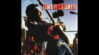 Jimi Hendrix - San Jose Pop Festival 1969