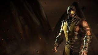 Mortal Kombat X - Как сделать бруталити и фаталити за Скорпиона