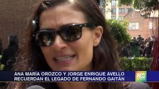 RED+ | Ana María Orozco y Jorge Enrique Abello recuerdan el legado de Fernando Gaitán