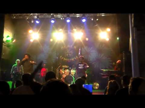 Black Uhuru Live at the Lincoln Theatre, Raleigh, NC