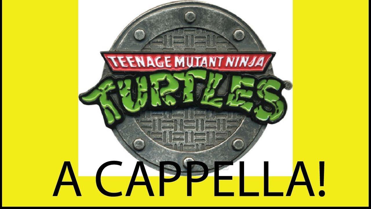 Gmail ninja theme - Teenage Mutant Ninja Turtles Theme Song Danny Fong