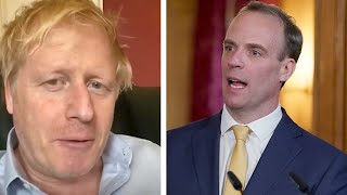 video: Coronavirus latest news: Pressure to review lockdown while Boris Johnson in hospital