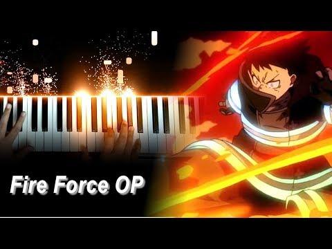 """[Fire Force / Enen No Shouboutai OP] """"Inferno"""" - Mrs.GREEN APPLE (Piano)"""