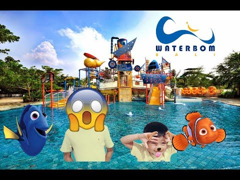 Waterbom Bali Is this the Best Water Theme Park in the World