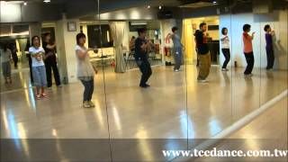 Jason-蔡依林-大藝術家 舞蹈教學