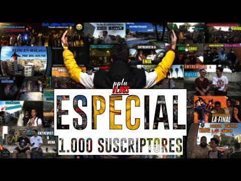 ESPECIAL 1,000 SUSCRIPTORES | PPluVlogS