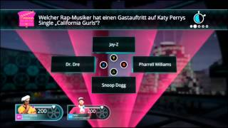 Trivial Pursuit Live-Gameplay-Deutsch