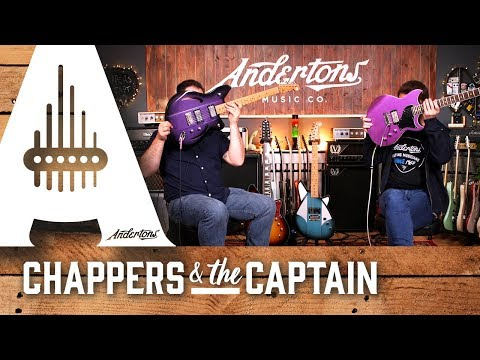 Reverend guitars - The most original guitar brand today? - Andertons Music Co.