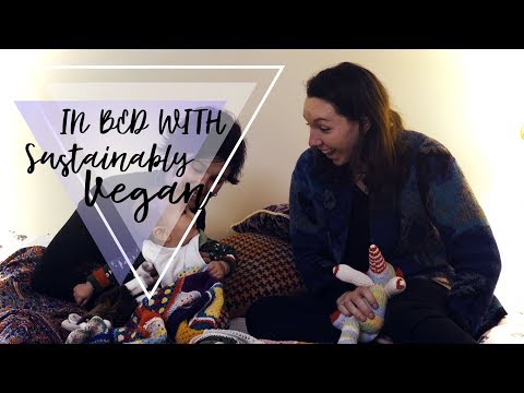 IN BED WITH... Sustainably Vegan // Zero Waste Chat