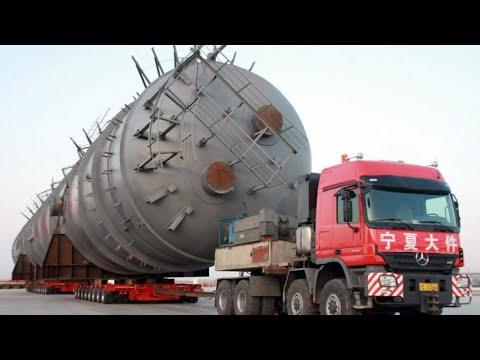 Heavy Transport Monster Truck