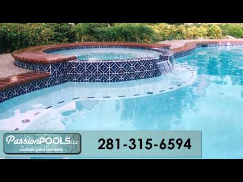 Passion Pools LLC  -  Pools, Spas & Saunas in Houston