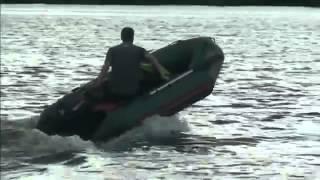 Моторная лодка вулкан с надувным килем Vulkan VMK310PS +38066-054-30-90