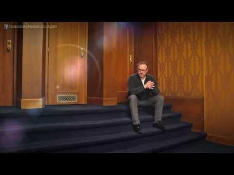 Staatsorchester Stuttgart - 4. Sinfoniekonzert 2014/15 - Nicolas Hodges
