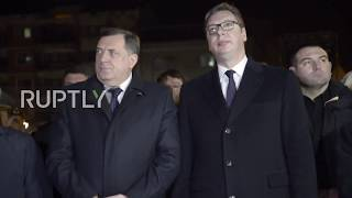 Serbia: Joining NATO 'too salty for our wounds' - Vucic marks NATO war anniversary