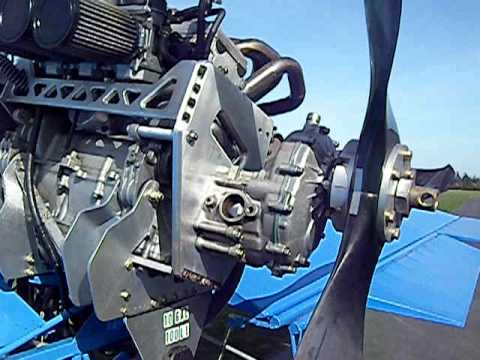 Revolution Rotary Ultralight Aircraft Engine | FunnyCat.TV