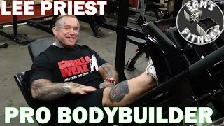 LEE PRIEST Tells What it Takes to be a PRO BODYBUILDER