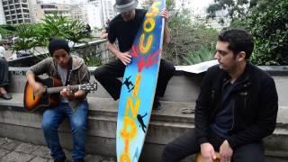 Lan Rodrigues,  Del Psycho e Alexandre Bordon - Jam Session