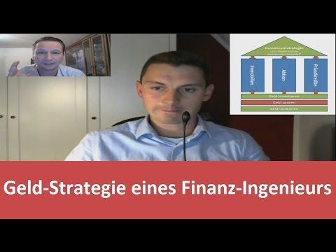 Geld-Strategie eines Finanz-Ingenieurs