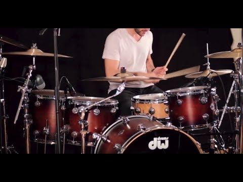 Grace to Grace - Hillsong Worship (Drum Cover)