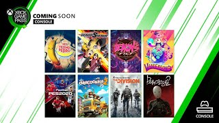 Xbox Game Pass for Console | December 2019 Update
