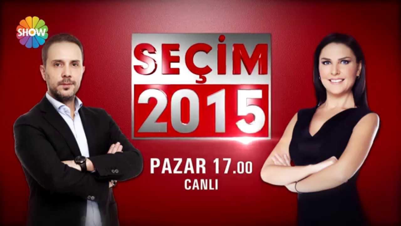 Seçim Sonuçları 7 Haziran 2015 - Tanıtım - YouTube