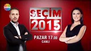 Seçim Sonuçları 7 Haziran 2015 - Tanıtım