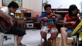 Cha Cha Violin and Guitar Version