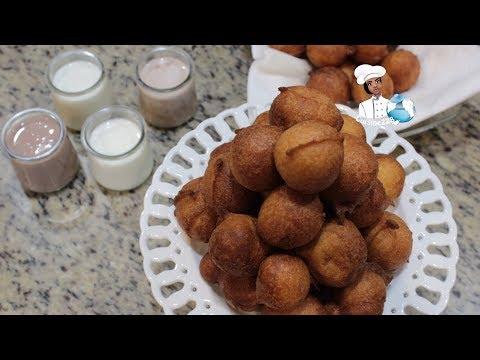 Donut balls || Beignet croquette