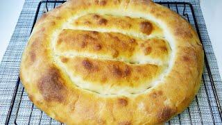 Ароматный домашний хлеб это просто Готовим МАТНАКАШ