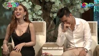 Cát Tường và Quang Bảo cười nắc nẻ khi nghe chuyện GHEN TUÔNG LẠ ĐỜI của vợ chồng Lâm Khánh Chi 😂