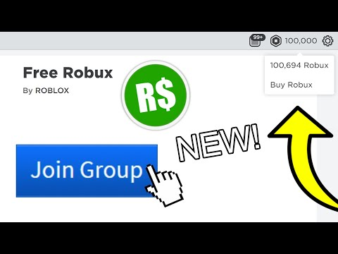Join This Roblox Group For Free Robux 2020 Youtube