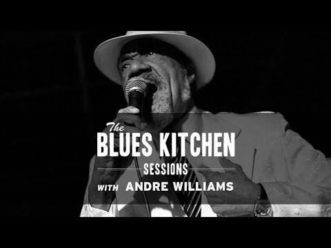 Andre Williams Live Show & Interview [The Blues Kitchen Sessions]