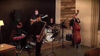 "live at NLK Studio: Jack Breslin Quintet ""Vaguely Notorious"""
