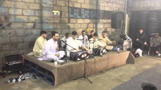 Asif Ali Khan Qawwal And Party Cardiff - Lakh Aye