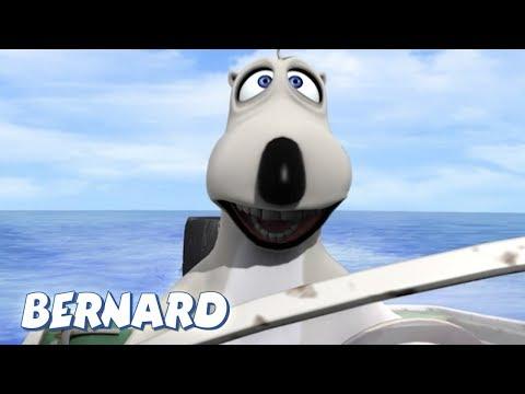 Bernard Bear | The Motorboat AND MORE | 30 min Compilation | Cartoons for Children