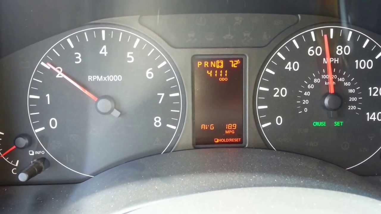 Nissan Nv 2500 V8 Fuel Economy Mpg Road Test Youtube