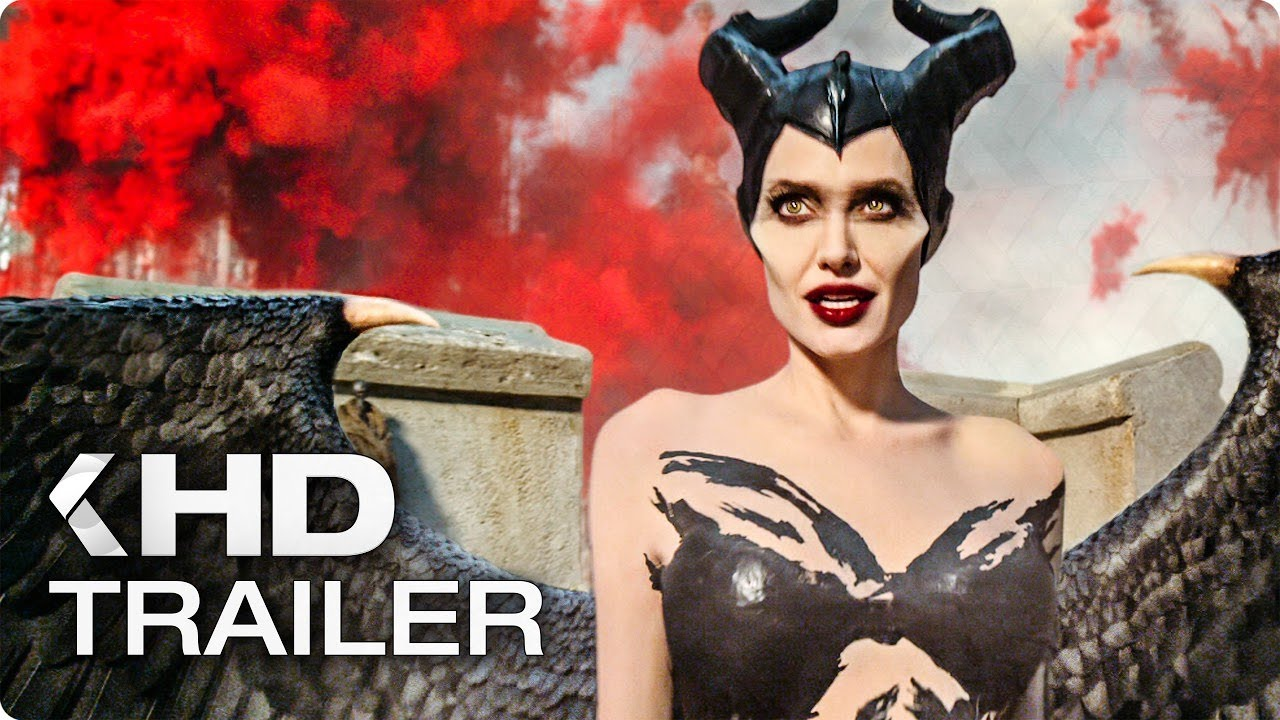 Maleficent 2 Mistress Of Evil Trailer 2019