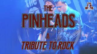 The Pinheads Power-Rock Coverband Promo 2018-2019