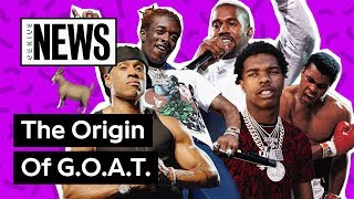 Which Rapper Started The G.O.A.T. Title In Hip-Hop? | Genius News