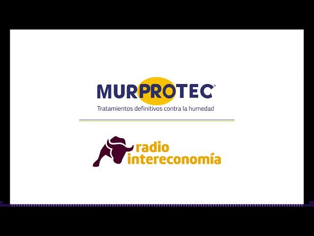 Entrevista a Sebastián Torres, Director de Murprotec Madrid Oeste en Radio Intereconomía (09/03/21)