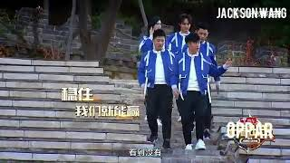 171221 Jackson Wang @Tencent video attack king:king of attack teams Feng Lin of admission will show thumbnail